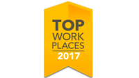 Baltimore Sun's Top Workplaces Rankings for 2017s