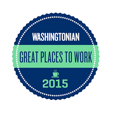 Washingtonian 50 Greatest Places to Work